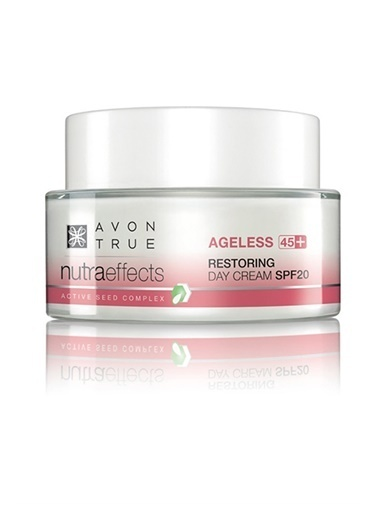 Avon Nutra Effects Ageless Gündüz Kremi 50 Ml. Renksiz